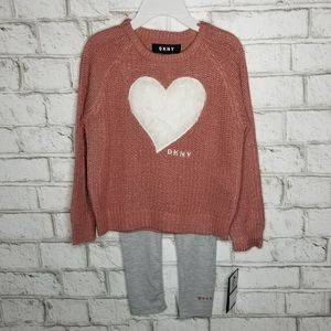 Dkny 3T Set Sweater